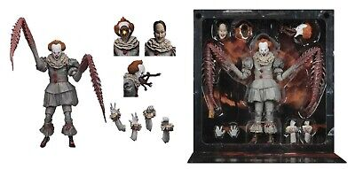 """IT 2017 Pennywise The Dancing Clown Ultimate 7"""" Action Figure NECA IN STOCK"""