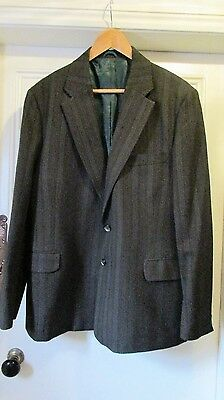 Vintage Men's Wool 'Talisman' Jacket-Hepworths-Hardy Amies Design-1979?