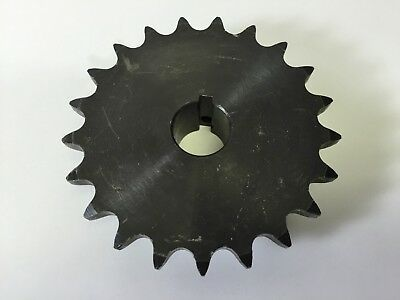 "Martin 40BS21 3/4 Sprocket, Chain Number 40, 21T, 3/4"" Bore, New"