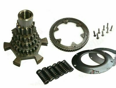 Vespa Gear Cluster Kit 67 Cogs 12-16-20-25 Counter Shaft