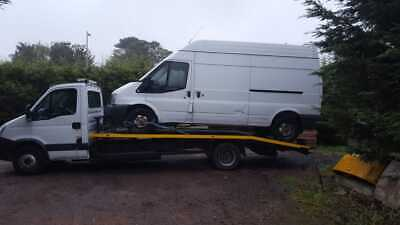 Recovery Truck Iveco Daily 70c14 2012 RUNS ON GAS