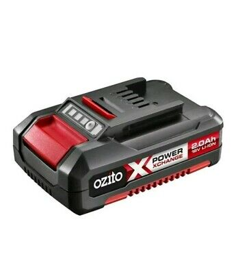 OZITO Power X-Change 18V 2.0AH Li-Ion Battery