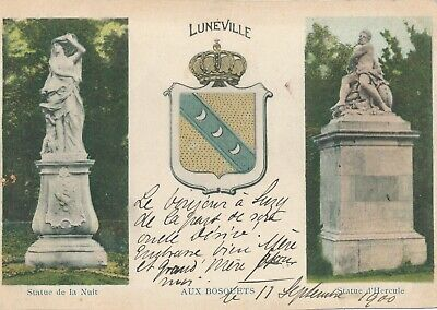 CPA - France - (54) Meurthe et Moselle - Luneville