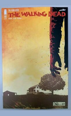 Walking Dead #193 Image Comics Last Issue Series Finale 1st Print 9.6 Near Mint+