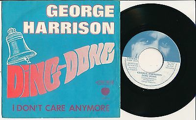 "George Harrison 45 Tours 7"" Uk Ding Dong"