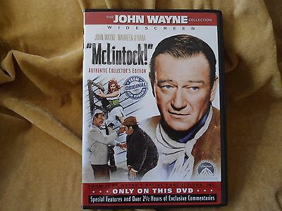 McLintock! (Authentic Collector's Edition) (1963) [1 Disc DVD]