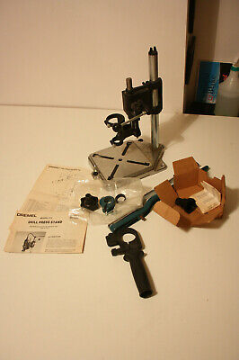 Dremel Drill Press 212 (w/ manual) FOR USE WITH MODELS 275, 285 & 395 MOTa- TOOL