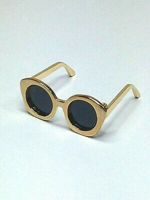 Integrity Toys Fashion Royalty Nuface poppy parker shades sunglasses gold
