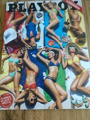 Playboy: July/August 2015
