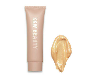 IN HAND KKW Beauty Skin Perfecting Liquid Body Shimmer in Bronze SOLD OUT!!
