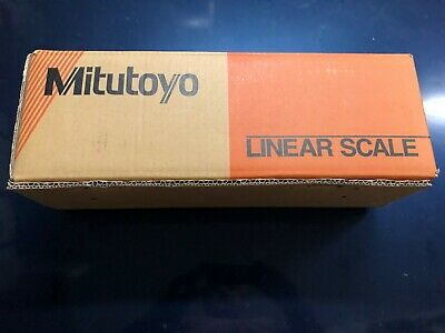 Mitutoyo Linear Scale 539-252-10  AT112-70F (NEW)