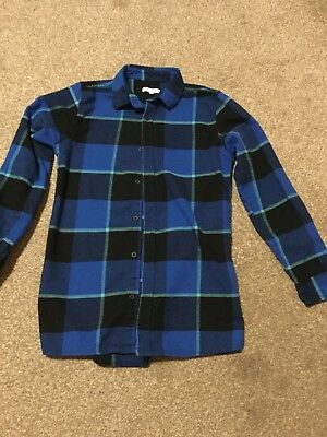 Blue zoo Boys Shirt, Age 12 Years, Worn Once Only, Bargain