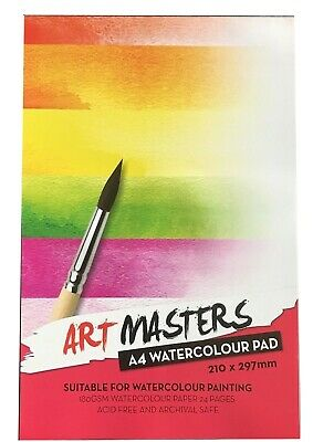 A5 Illustration Book Sketch Pad  Atrist Painting Art Paper Drawing Craft 100gsm