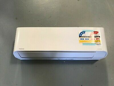 Toshiba 2.5kW Ex-Display Head Unit ONLY White - Wall Split Air Conditioner