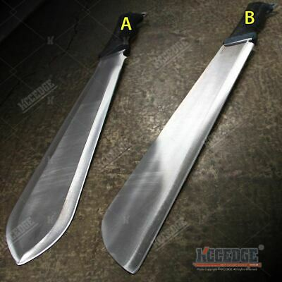 "18"" Wartech Full Tang Tactical Military Combat Hunting Machete Sword Knife"