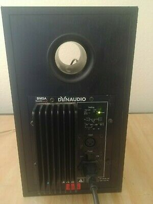 Dynaudio bm 5a plate amplifier replacement part