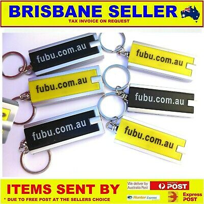Custom Promotional Items Torch With Key Ring Batteries Included Lots Of 10,000