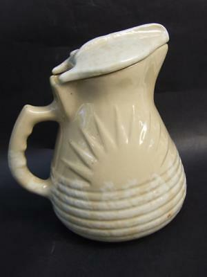 Antique ''Sunshine Electrix Sunray''Ceramic Electric Jug Art Deco 1930's Vintage