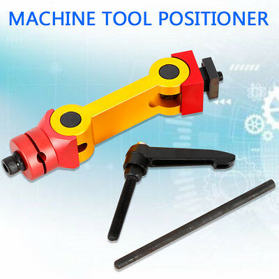 Vise stop 5 Axis movement mill work stop part locator adjustable work US Selling