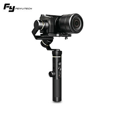 FY FEIYUTECH G6 Plus 3-axis Stabilized Handheld Gimbal for Camera/Smartphone NEW