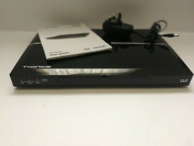 TVonics DTR-HC250 Freeview+ Digital TV Recorder.