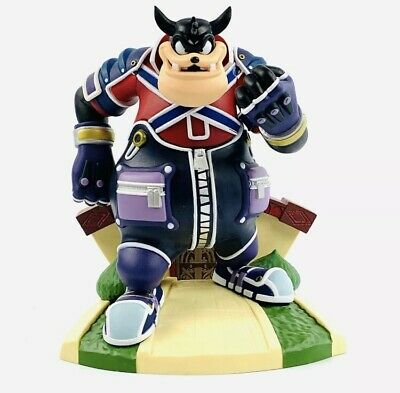 Disney Kingdom Hearts Gallery Gamestop Exclusive Pete Statue Diamond Select Toys