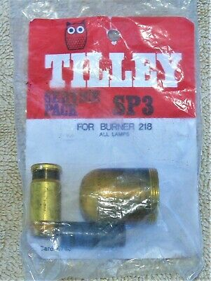 New Tilley SP 3 service pack for X246 and table model kerosene lamp burners.
