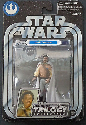STAR WARS Lando Calrissian Return Of The Jedi Original Trilogy Collection 2004