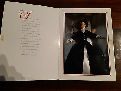 Romantic Interlude BARBIE DOLL CLASSIQUE COLLECTION NRFB 1996 COLLECTOR 17136