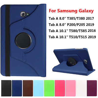 """Case Magnetic Protective Cover For Samsung Galaxy Tab A 8.0"""" 2017 10.1"""" 2019"""