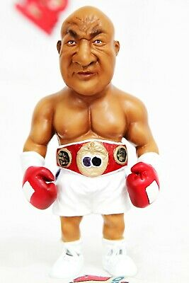 IRON MIKE TYSON BOXING LEGEND MEAN FUNNY PAINTED DEFORM SD RESIN MODEL FIGURE