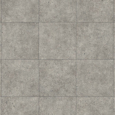 STONE EFFECT 2.8mm Thick Grey Tile Vinyl Floor 3m Wide From £7.99Sqm