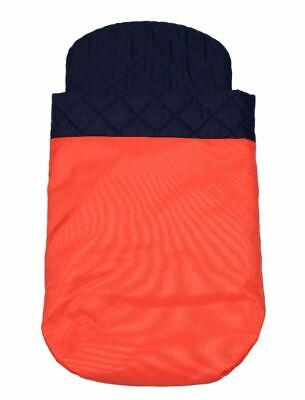 Bugaboo Frog Stroller Bassinet Mattress Canvas Baby Carrycot Cover Fabric Orange