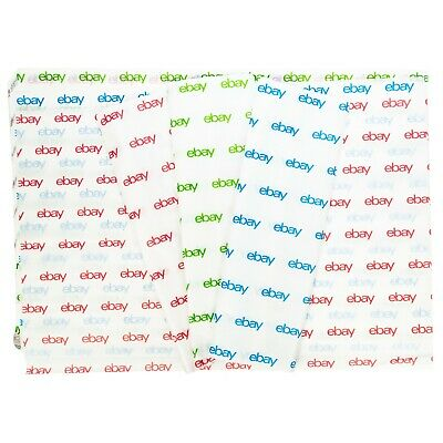 "Red, Green, and Blue eBay-Branded Tissue Paper Multi-Pack 20"" x 30"""
