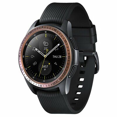 For Samsung Galaxy 46Mm/42Mm Smart Watch Accessories Bezel Ring Adhesive Cover ~