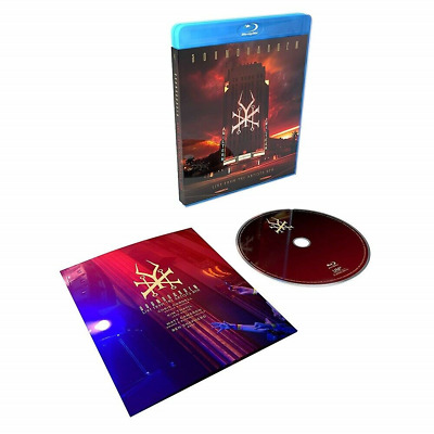 Soundgarden - Live from The Artist's Den - New BLU RAY - Released 26/07/2019
