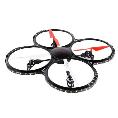 UDI RC U842 Falcon Quadcopter 1080P HD Camera 6 Axis Flipping 3D Rolling Drone