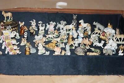 Joblot of approx 75 Wade Whimsies