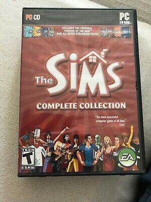 The Sims Double Deluxe (PC: Windows, 2003) - UK Version