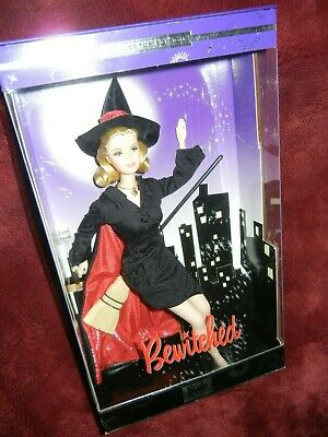 "2001 MATTEL Barbie ""As SAMANTHA from BEWITCHED"" Collector Edition NRFB"