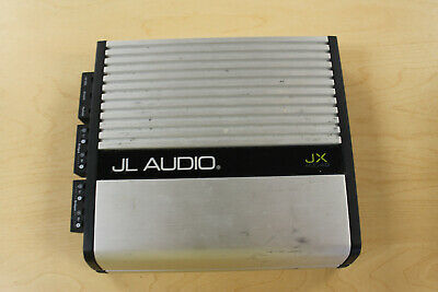 JL AUDIO JX400/4D 400W Jx Series Class-D 4-Channel Car Audio