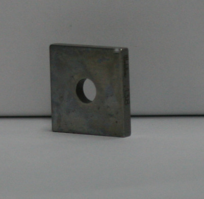 .134 Square Steel Gage Block