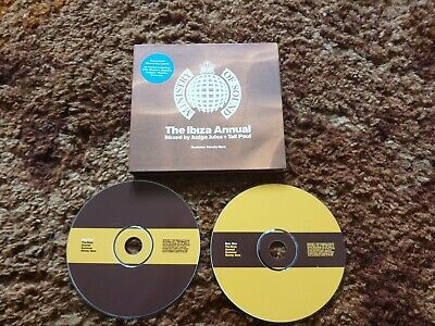 Ministry Of Sound The Ibiza Annual, Judge Jules Tall Paul Summer 99 Book Type