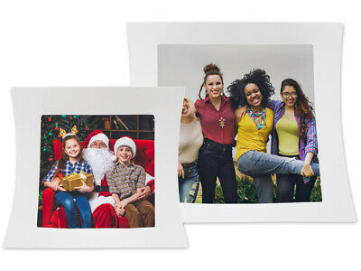 Square 5x5 Photo Paper Easel Frames - 25 Pack (Same Shipping Any Qty)