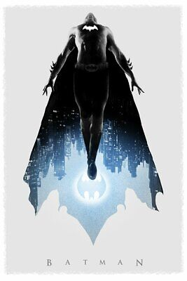 SDCC 2019 Batman Greg Ruth Mondo Screenprint Poster Art DC Rare Exclusive Print