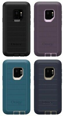 New Otterbox Defender PRO Series For Samsung Galaxy S9 Case (No Holster)
