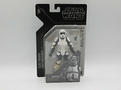 Hasbro Star Wars The Black Series Archive Scoot Trooper