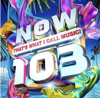 NOW That's What I Call Music 103 2 x CD
