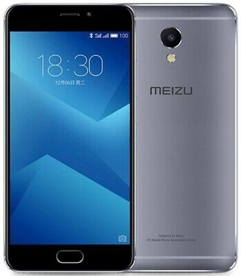 MEIZU M5 Note 4G 3GB RAM 16GB ROM Octa Core Smartphone Global Version