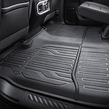 Genuine GM Floor Liners All-Weather Second Row 84375015